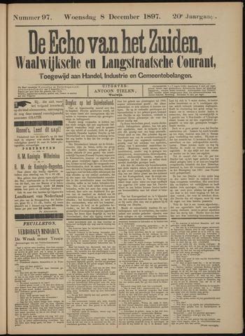 Echo van het Zuiden 1897-12-12