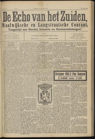 Echo van het Zuiden 1931-08-19