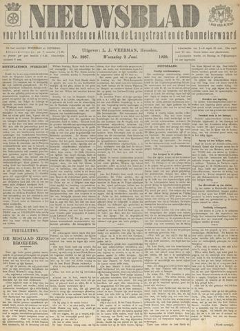 Nieuwsblad het land van Heusden en Altena de Langstraat en de Bommelerwaard 1920-06-02