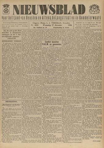 Nieuwsblad het land van Heusden en Altena de Langstraat en de Bommelerwaard 1924-12-17