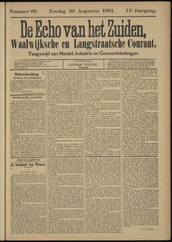 Echo van het Zuiden 1891-08-30