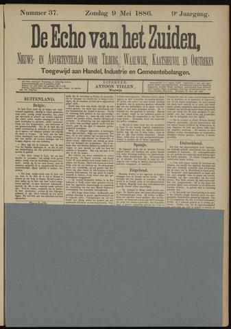 Echo van het Zuiden 1886-05-09