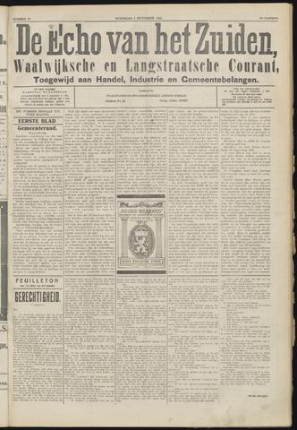 Echo van het Zuiden 1924-09-03