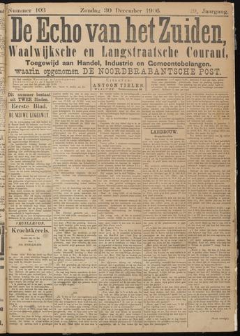 Echo van het Zuiden 1906-12-30