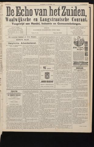 Echo van het Zuiden 1938-10-19