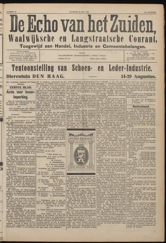 Echo van het Zuiden 1922-07-29