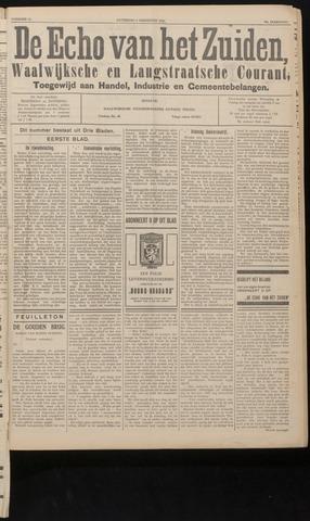 Echo van het Zuiden 1936-08-01