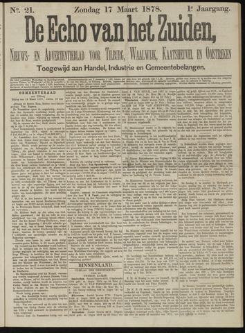 Echo van het Zuiden 1878-03-17