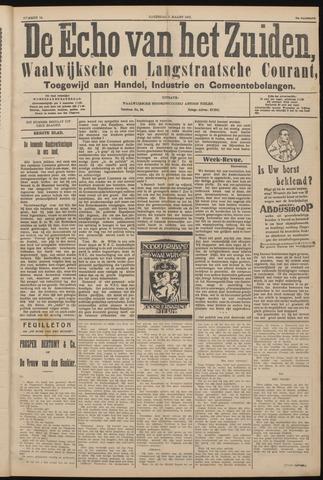 Echo van het Zuiden 1927-03-02