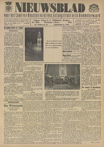 Nieuwsblad het land van Heusden en Altena de Langstraat en de Bommelerwaard 1930-03-05