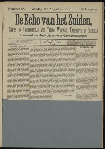 Echo van het Zuiden 1886-08-29