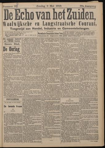 Echo van het Zuiden 1915-05-09