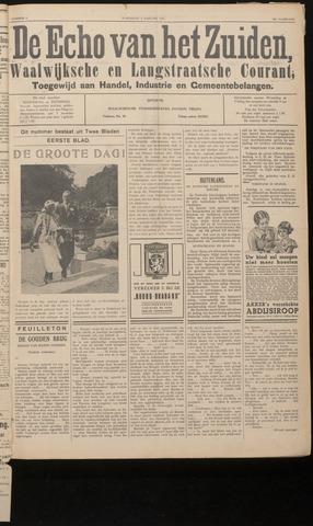 Echo van het Zuiden 1937-01-06