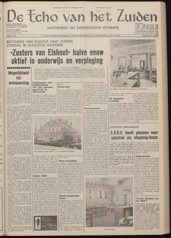 Echo van het Zuiden 1970-08-20