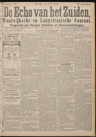 Echo van het Zuiden 1909-07-04