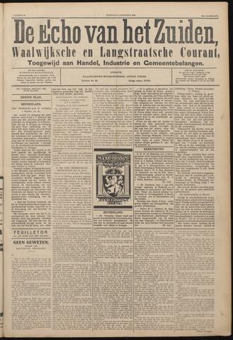 Echo van het Zuiden 1926-08-04