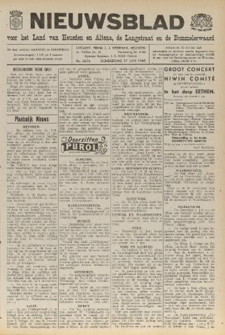 Nieuwsblad het land van Heusden en Altena de Langstraat en de Bommelerwaard 1948-06-17