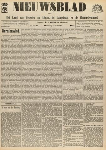 Nieuwsblad het land van Heusden en Altena de Langstraat en de Bommelerwaard 1915-02-03