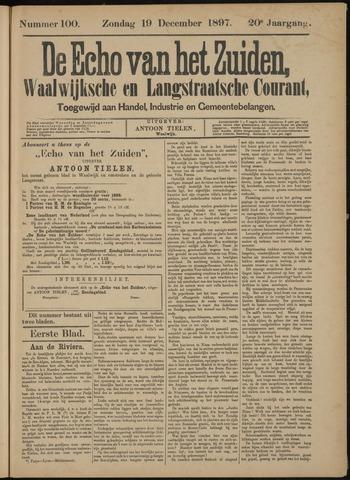 Echo van het Zuiden 1897-12-23