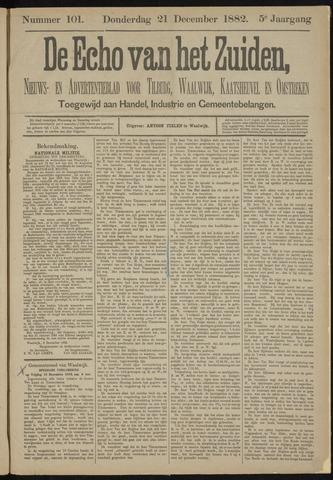 Echo van het Zuiden 1882-12-21
