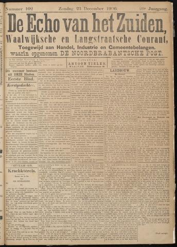 Echo van het Zuiden 1906-12-23