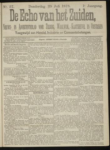 Echo van het Zuiden 1878-07-25