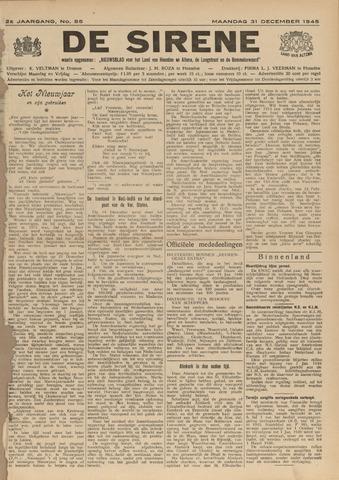 De Sirene 1945-12-31