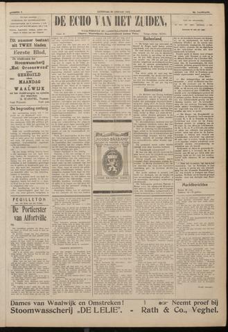 Echo van het Zuiden 1922-01-28