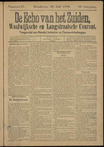 Echo van het Zuiden 1896-07-30