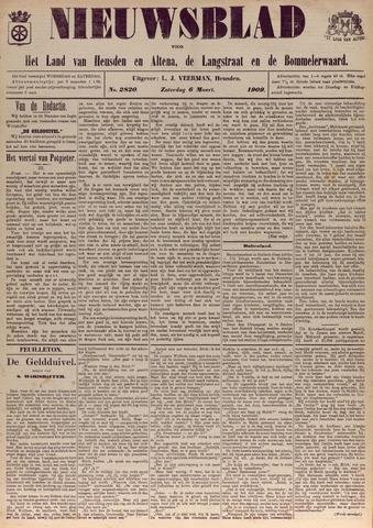 Nieuwsblad het land van Heusden en Altena de Langstraat en de Bommelerwaard 1909-03-06