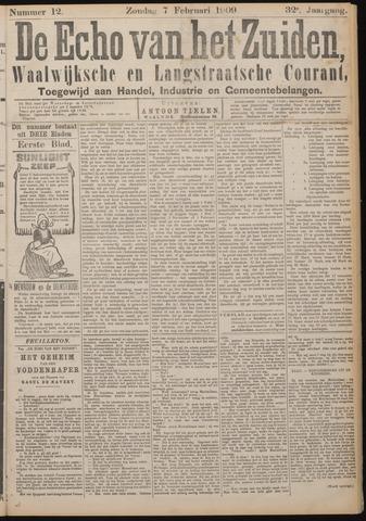 Echo van het Zuiden 1909-02-07