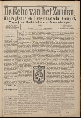 Echo van het Zuiden 1926-10-27