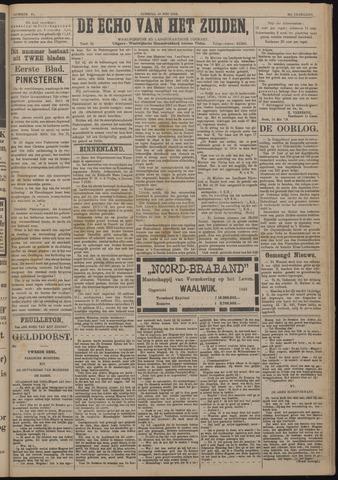 Echo van het Zuiden 1918-05-19