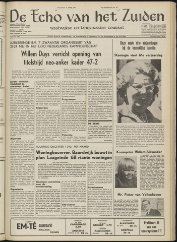 Echo van het Zuiden 1970-04-27