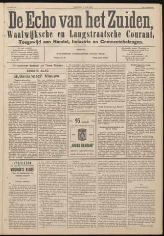 Echo van het Zuiden 1938-05-11
