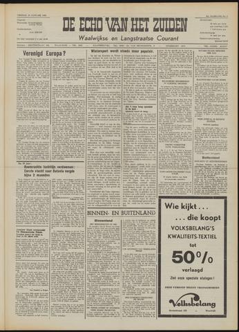 Echo van het Zuiden 1958-01-10