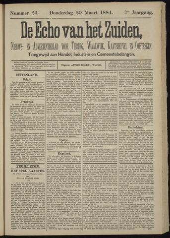 Echo van het Zuiden 1884-03-20