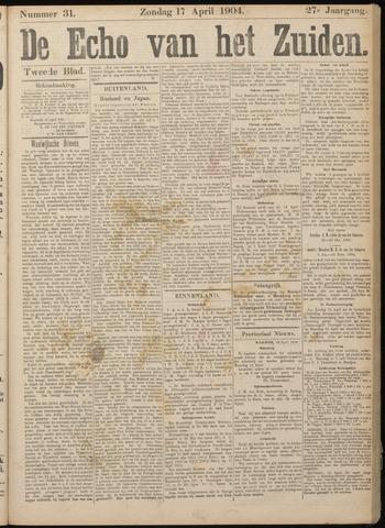 Echo van het Zuiden 1904-04-17