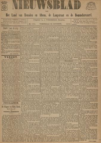 Nieuwsblad het land van Heusden en Altena de Langstraat en de Bommelerwaard 1896-10-28