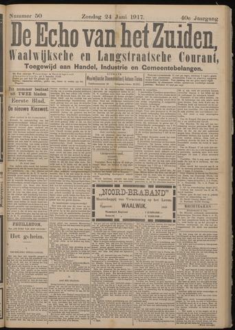 Echo van het Zuiden 1917-06-24