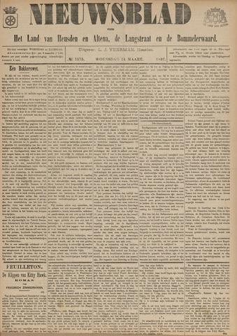 Nieuwsblad het land van Heusden en Altena de Langstraat en de Bommelerwaard 1897-03-24