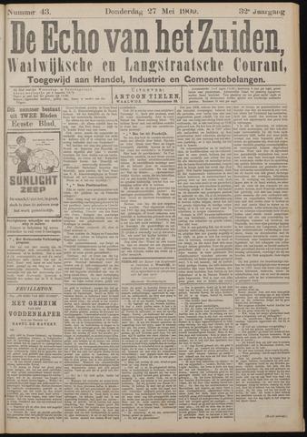 Echo van het Zuiden 1909-05-27