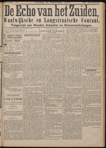 Echo van het Zuiden 1905-09-24