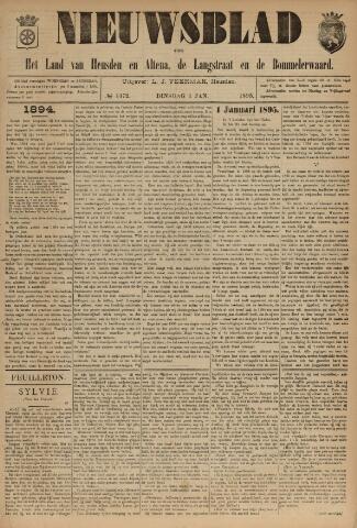 Nieuwsblad het land van Heusden en Altena de Langstraat en de Bommelerwaard 1895-01-01