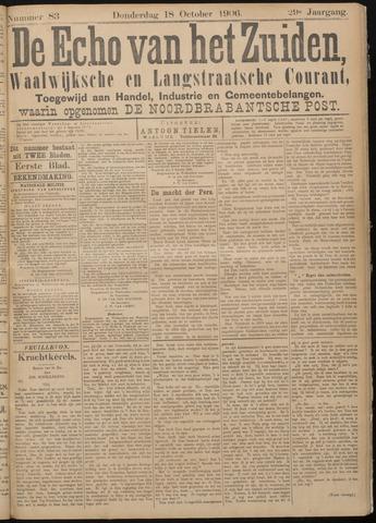 Echo van het Zuiden 1906-10-18