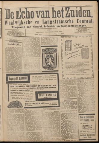 Echo van het Zuiden 1927-10-01