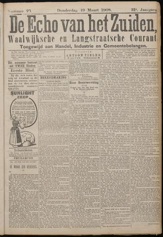 Echo van het Zuiden 1908-03-19