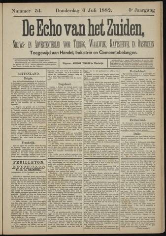 Echo van het Zuiden 1882-07-06
