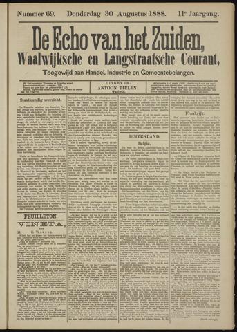 Echo van het Zuiden 1888-08-30