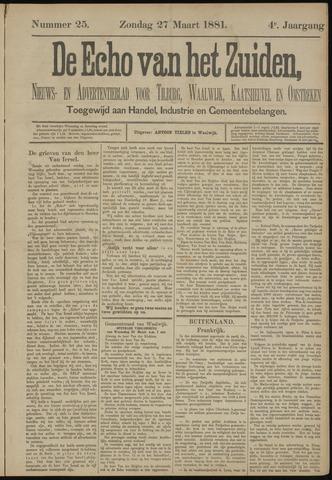 Echo van het Zuiden 1881-03-27